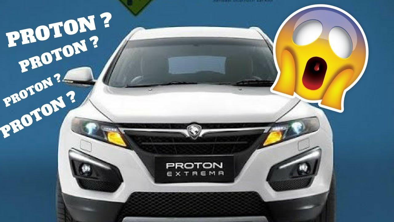 Design kereta PROTON akan datang (termasuk Proton  Tuah, Jebat, Lekir, Kasturi, Lekiu dll)
