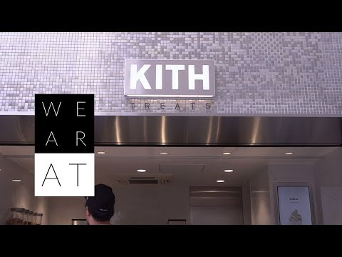 KITH Treats & Other Street Fashion Spots in TOKYO JAPAN