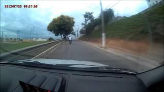 Perseguição à motocicleta na região de Venda Nova-BH