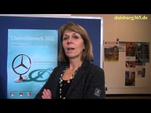 2. Mercedes-Benz Kinder- und Jugendchorwettbewerb mit der NMKS - Ein Gespräch