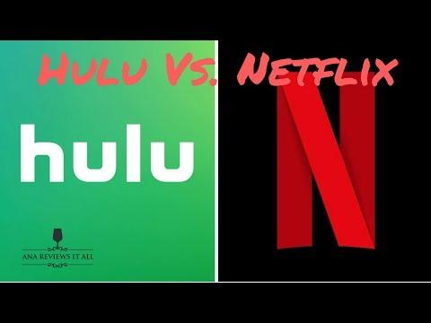 Hulu VS Netflix