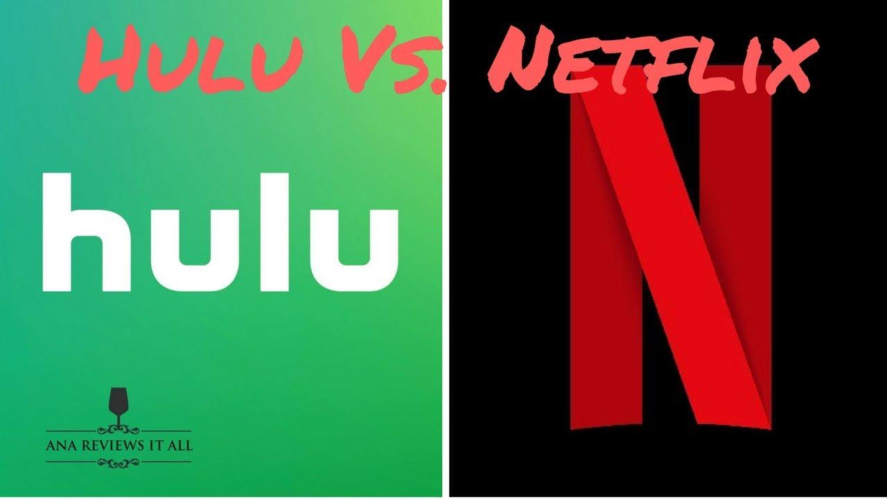 Hulu VS Netflix - YouTube