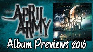 Dead by April - Album Previews 2016