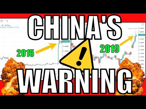 The Stock Market Will Crash If China Does This.... – Trade War Explained