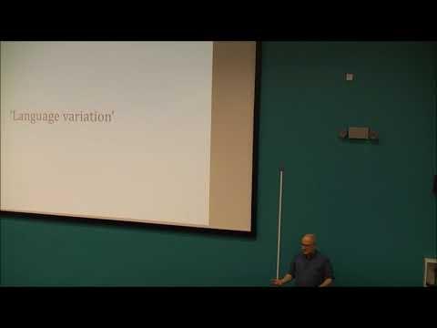 50 years of British sociolinguistics Paul Kerswill, 19 April 2018, Sheffield Hallam University