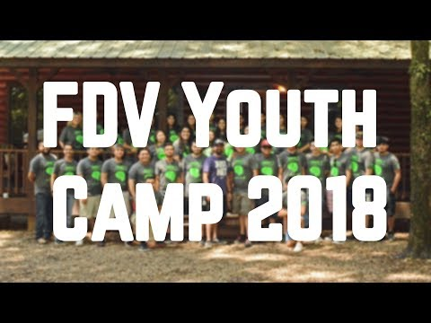 FDV Youth Camp 2018