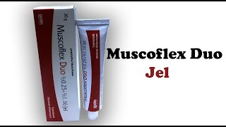Muscoflex 8 mg solution equals