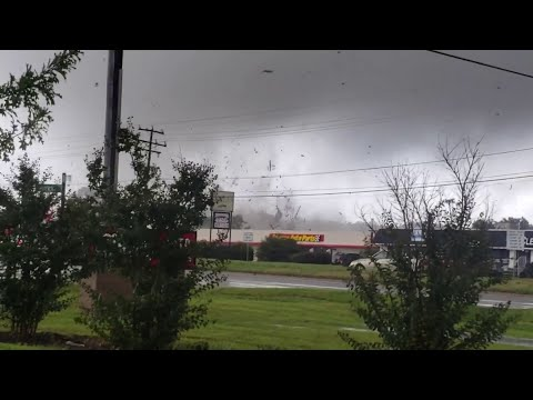 Florence remnants bring tornadoes to Richmond, Virginia area