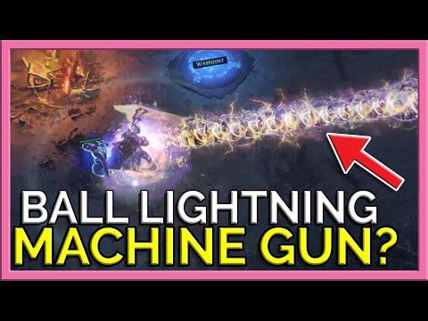 Making Inquisitor go BRRRRRRR - Ball Lightning Fanaticism Testing [PoE 3.13]