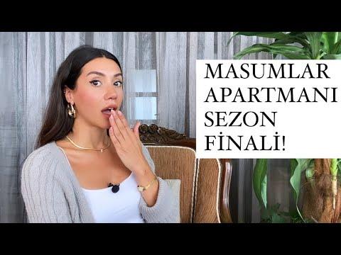 Masumlar Apartmanı Sezon Finali ! Diziye İNCİ Yerine Kim Gecelek? ( Masumlar Apa