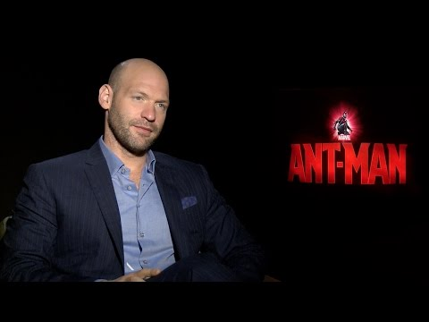 Corey Stoll on Marvel's 'AntMan'