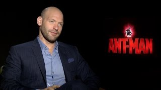 Corey Stoll on Marvel's 'Ant-Man'