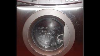 Como arreglar el cierre de la puerta de una lavadora