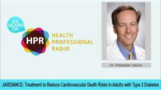 Dr. christopher cannon discusses using jardiance to reduce cardiovascular death risks in adults with type 2 guest bio: paul is a cardi...