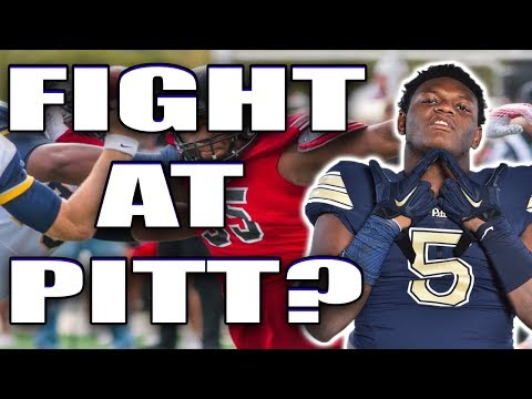 Kam Carter From Last Chance U Season 2 Fights at Pitt Football Practice?
