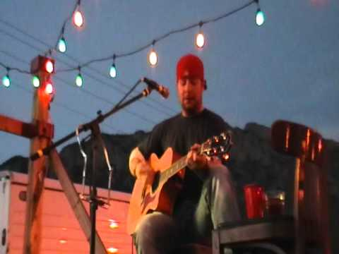 "Bleu Edmondson-""Finger On the Trigger"" LIVE 5/26/11 @ County Line ABQ"