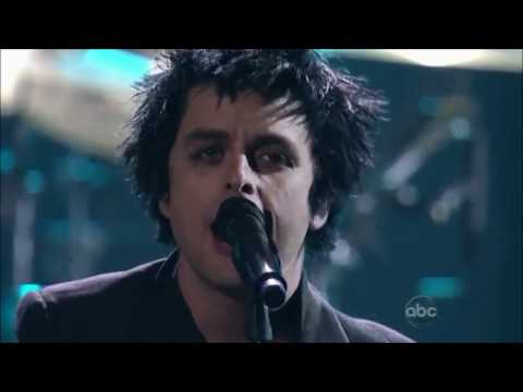 Green Day 21 Guns Live AMA 2009