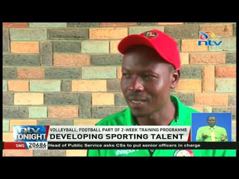 Kenya Academy of Sports organises holiday training camps