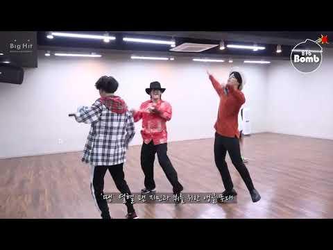 BTS Taehyung Crazy Dance
