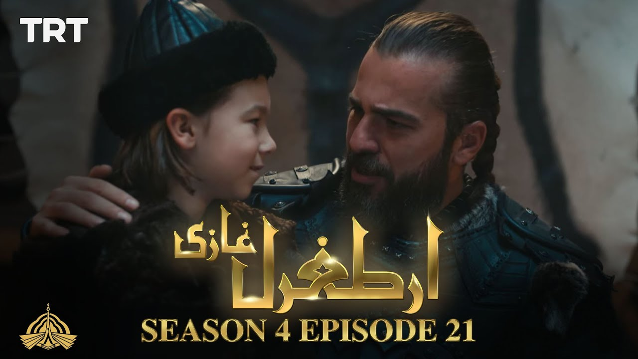 Download Ertugrul Ghazi Urdu | Episode 21| Season 4
