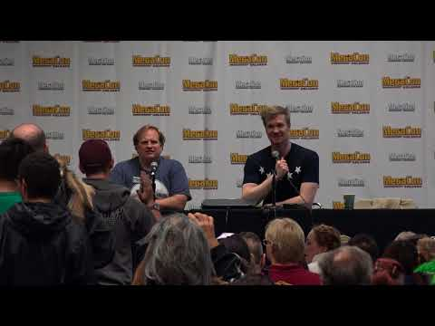 New Chewbacca! Joonas Suotamo Panel at Megacon 2018