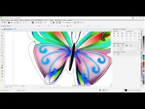 Corel Draw. Плоттерная резка. Подготовка макета изображения с последующей резкой по контуру