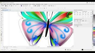 Corel Draw. Плоттерная резка. Подготовка макета изображения с последующей резкой по контуру(Всем привет! В данном уроке я рассказываю как правильно сделать макет изображения с последующей вырезкой..., 2016-12-18T15:53:42.000Z)