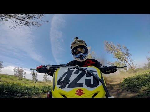 Backyard Riding with Jarred Browne