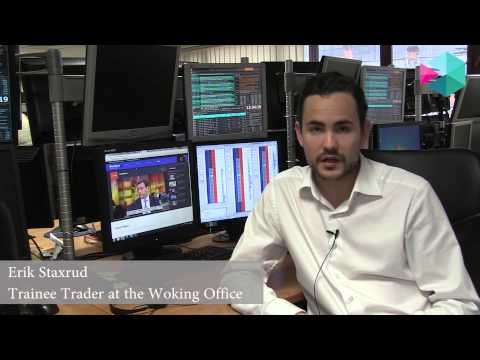 30 Seconds with Trainee Trader