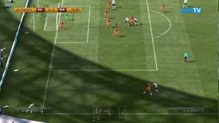 FIFA 12 - RTWC Japan 2012 - Belgium vs. Norway