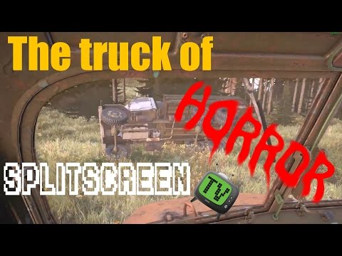 The scariest truck you've ever seen