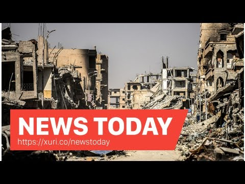 News Today - China eyes reconstruction role Syria while Putin head with the West