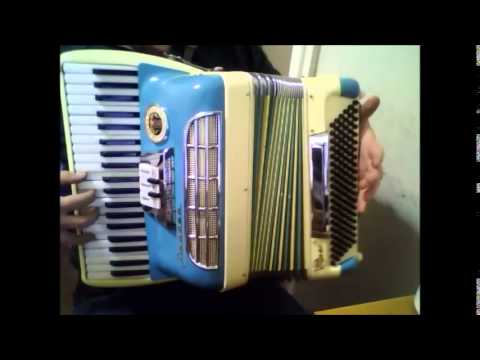 Lo duca piano accordion midget