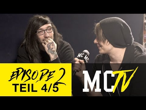 MoreCore.TV - Folge 2 - Teil 4/5 - Annisokay im Interview / Andy Given Day kommt dazu