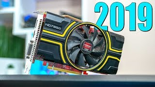HD 7850 Benchmarks in 2019!