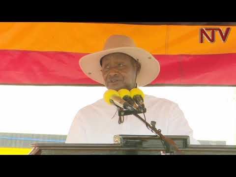 Teri asobola kutabangula mirembe - Museveni