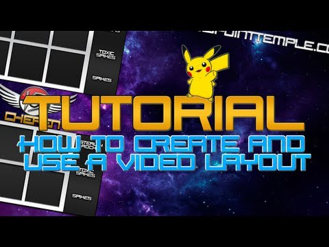 Tutorial: How to Create and Use a Video Layout