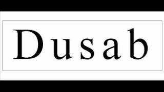 Dusab - Ilmestyskirja