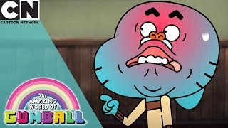 The Amazing World of Gumball | Everyone Hears Their Secret | Cartoon Network