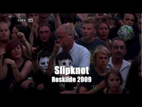 Slipknot - Live Roskilde Festival 2009 Full Concert [720p]