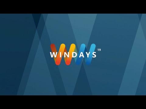 WinDays19 Technology Keynote