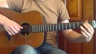 Begin Again - Guitar Lesson Taylor Swift w/ TABS