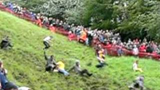 Cheese Rolling 2007!