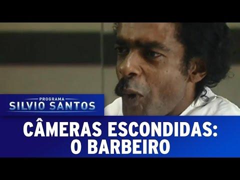 Câmera Escondida (21/08/16) - O Barbeiro