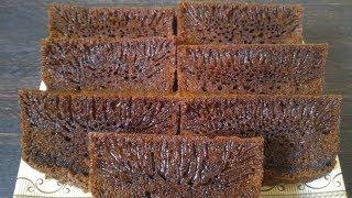 BOLU KARAMEL/CAKE SARANG SEMUT (HONEYCOMB CARAMEL CAKE)