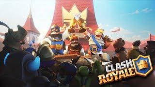 Pelicula clash royale