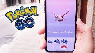¡CAPTURO LATIAS! NUEVO POKÉMON LEGENDARIO de 3GEN en Pokémon GO!! [Keibron]