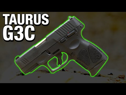 The BEST Budget EDC Gun Out There? Taurus G3c Review!