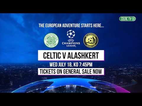 Celtic FC - Celtic v Alashkert