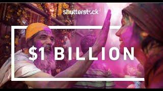 $1 billion earned by Contributors | Shutterstock